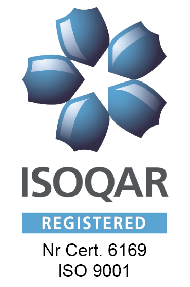 System jakości ISO gwarantujący najlepszą obsługę medyczną zgodnie z normami europejskimi i światowymi